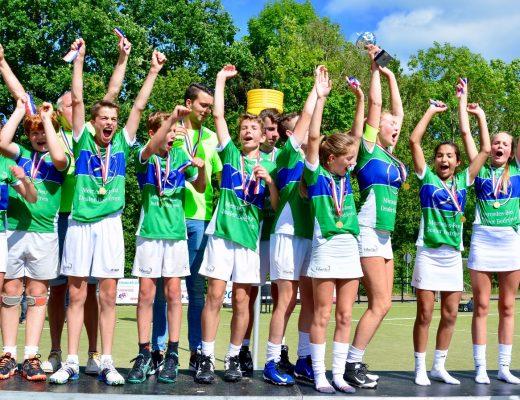 Velocitas C1 Nederlands Kampioen 2016 2017