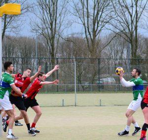 Foto van de wedstrijd Velocitas 1 tegen Noviamagum