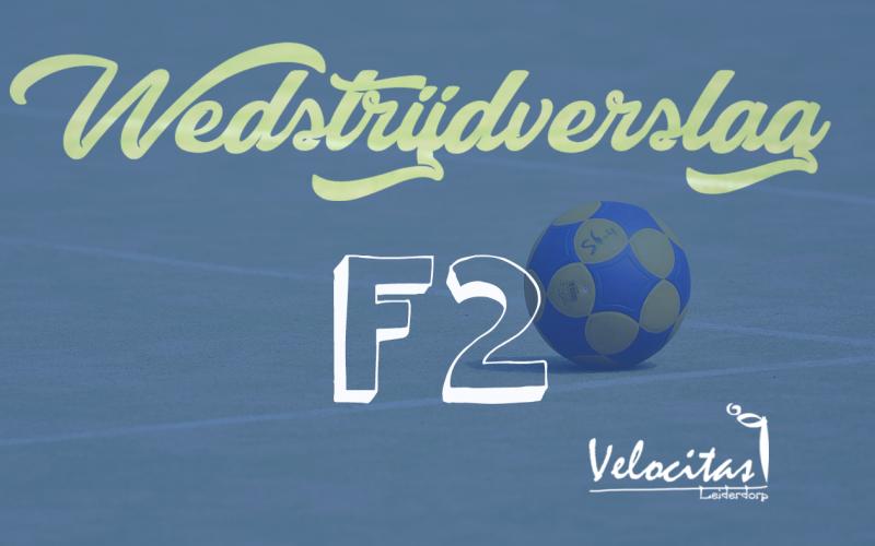 Omslagafbeelding van Velocitas F2 wedstrijdverslag