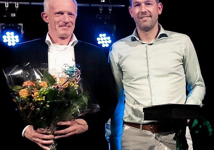 Velocitas 1 Sportvereniging van het Jaar 2018 (Foto JP Kranenburg)