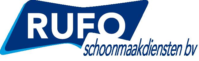Logo van RUFO schoonmaakdiensten BV