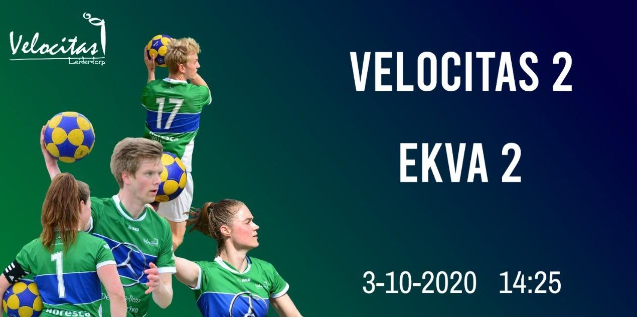 3 oktober vanaf 14:25: Velocitas 1 & 2 live op YouTube
